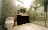 Plumbing services and bathroom renos-free estimate Mississauga