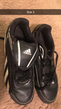 pair of black-and-white Nike sneakers Lubbock, 79407