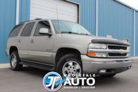 2002 Chevrolet Tahoe 4dr 1500 4WD LS *Sharp *CARFAX 1 Owner *176K miles *CARFAX *Smooth Ride *Well Maintained Tulsa