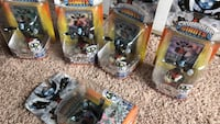 Five brand new never been opened Skylanders giant hex. $2.50 forone or $10 for all five Fairfax, 22030