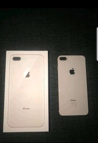 Iphone 8 plus 256 gb  Angered, 424 44