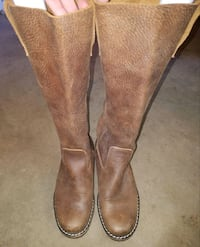 Roots Equestrian Italian Leather Boots