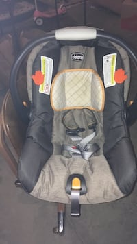 Chicco infant car seat with two bases Bristol, 53104