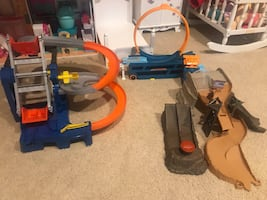 Hot wheels and cars