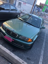 2001 BMW 330Ci CONVERTIBLE Washington