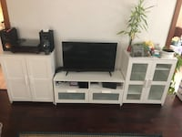 IKEA entertainment center