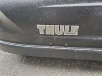 Large, rooftop THULE cargo carrier Bethesda