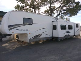 2007 Forest River Wildwood 356RBDS