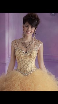 Quinceañera Dress Houston, 77049