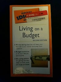 Living On A Budget second edition book Myersville, 21773