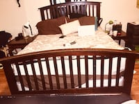 Full size bed Haverhill, 01830