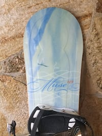 Snowboard set and can sell separately Mount Prospect, 60056
