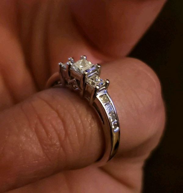 Diamond Engagement Ring from Kay Jewelers