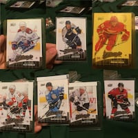 hockey cards  signed Burnaby, V5A 4R5
