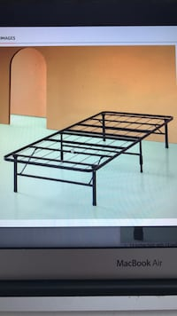 Twin Bed Frame New York, 10024