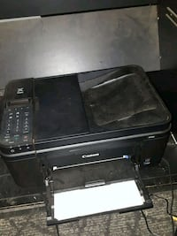 black Epson multi-function printer Oxnard, 93036