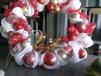 Holiday wreath hand made  Las Cruces, 88001
