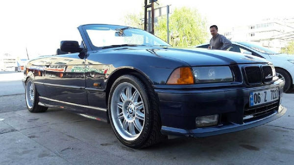 Hedendaags Used B.M.W. 320 Cİ CABRIO for sale in Ankara - letgo BE-94