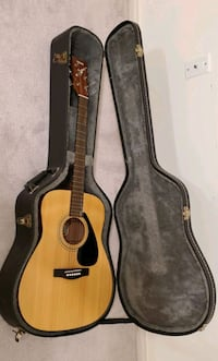 Yamaha FG-403MS and Hard Case