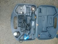 black and gray corded power tool Belleville, K8P 3G9