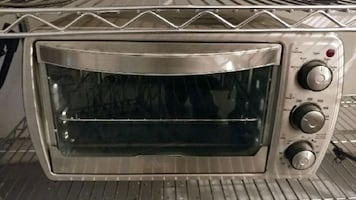 New, Unboxed Oster Toaster Oven
