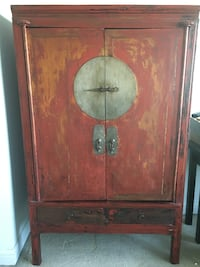 Chinese Armoire New York, 10025
