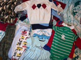 Baby clothes from 0-1yr old