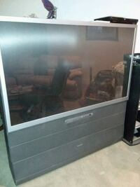 gray rear-projection TV Springville, 84663