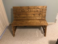 Handmade garden bench  London, N6B 2V7