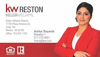 Let me help you Buy and Sell in Virginia & Maryland  Reston, 20191