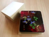 Japanese Lacquered Lunch Box Pearl City, 96782