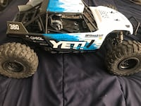 Rtr axial yeti 3s brand new payed close to $600 for everything fast Bakersfield, 93307