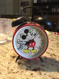 Vintage Disney Mickey Mouse Clock Arlington Heights, 60004