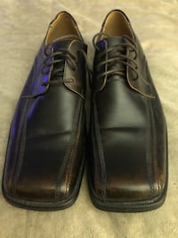 pair of black leather dress shoes Fort Washington, 20744