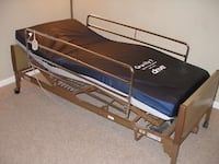 Electric hospital bed Abbotsford, V2T 5R6