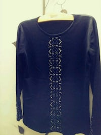 used black blouse with Crystal Baltimore, 21239