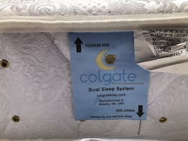 Colgate Dual System Crib Mattress
