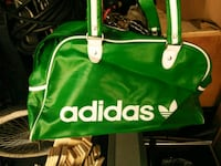 green and white leather tote bag Los Angeles, 91335