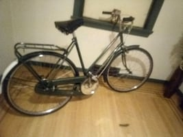 Bull Bolden Antique Bicycle