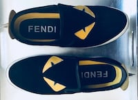 Authentic FENDI $880 Retail Designer Spiked Shoes • $100 OBO