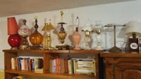 Vintage table lamps Mississauga, L4W 3M9