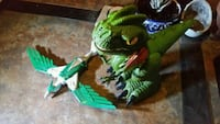 Dinosaur and Robot bird toys Gilbert, 85234