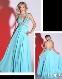 New With Tags Size 12 Formal Gown $155 Indianapolis