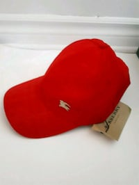 red and white heart print cap Laval, H7N 5H9