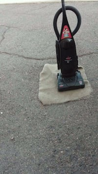 black and gray Bissell upright vacuum cleaner Thornton, 80229