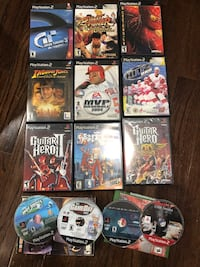 Ps2 games all of them for 35$ Hyattsville, 20782