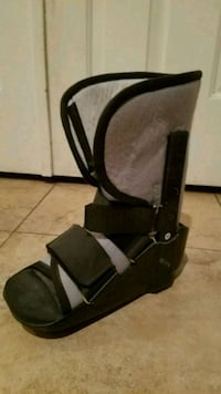 donjoy medical boot.  Henderson, 89014
