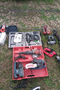 red and black Milwaukee power tool set Capitol Heights, 20743