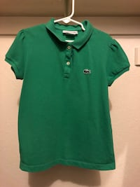 Green polo by Lacoste McAllen, 78504