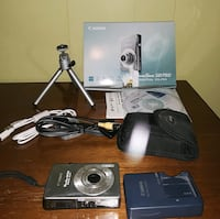 Canon Elph Powershot SD750 with accesories New York